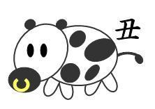 京都の丑が当たると人気の手相占いをしている