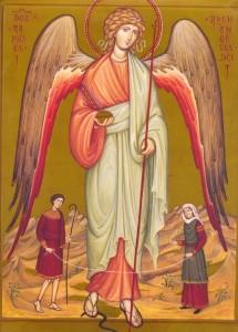 京都駅にやってきた大天使ラファエルの占いが当たる