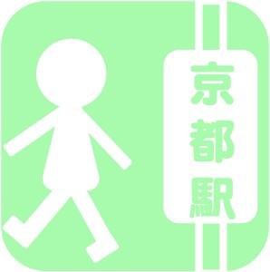 京都駅から徒歩10分で付く当たる占い店