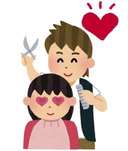 店員と客の恋愛を京都駅近くの占い店に相談に行く