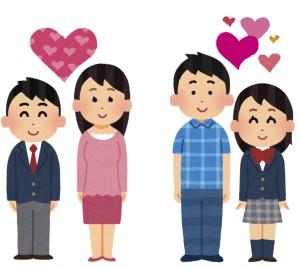成人と未成年のカップルを京都で1番の占い師が鑑定する
