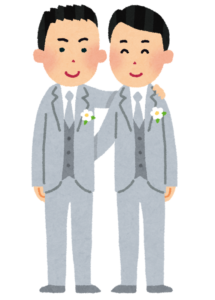 京都在住の同性愛者が結婚の占いにいく