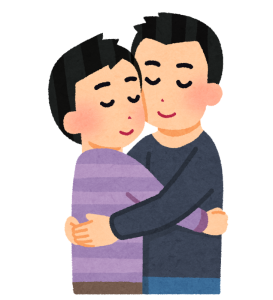 京都に住んでいる同性愛の人が手相占いに行く