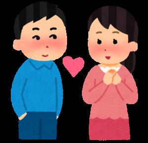 京都に住んでいる恋人選びに悩む人が占いに行く
