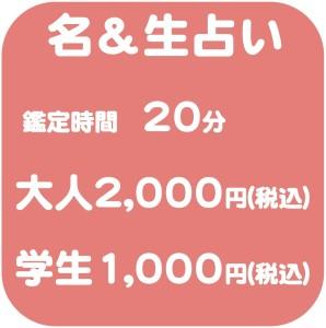 京都駅から徒歩10分の占い店の名&生占い