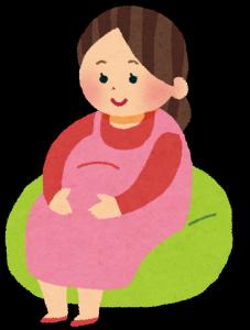 妊婦が京都で最も当たると有名な占いに行き手相を見てもらう