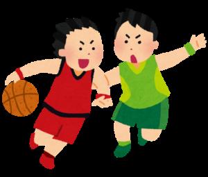 京都出身のバスケ選手が手相占いに行く