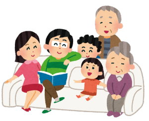 滋賀から怖いほど当たる手相占いをしてもらいにくる家族