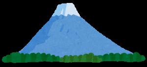 京都から富士山を見に行く手相占い師