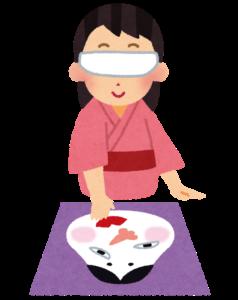 視覚を失った人が京都で1番当たる手相占いに行く