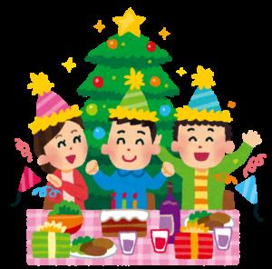 12月25日のクリスマスに家族で京都で1番の占いにいく