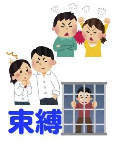 占いで束縛された京都駅の人達