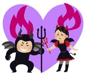 悪魔な人がタロット占いを始めて京都で当たると有名になる