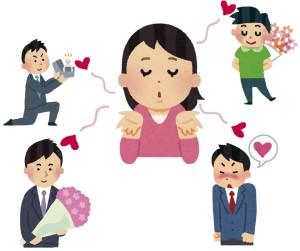 愛されたい人が京都の東山で1番当たると評判の占いに行く
