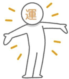 運のいい人が京都で手相を見てもらっていいことが当たる