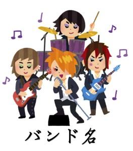 バンド名の改名をするために京都でno.1の姓名判断の占いにいく