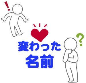 京都の姓名判断が得意な占い師が変わった名前をつける