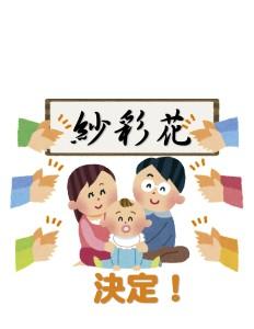 赤ちゃんの名前の確認のために滋賀から京都にいく