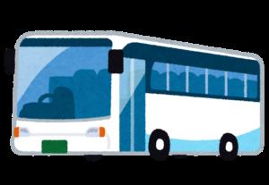 滋賀からバスで京都駅近くの有名な手相占いに行く
