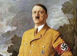 ヒトラーが手相占いをしてもらった