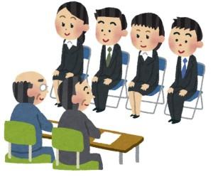 京都の会社の人事の人が有名な占いに行く