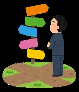 京都駅近くに住む選択肢に迷った人が占いを探している