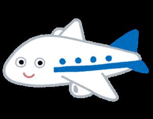 海外から飛行機で関空につき、京都に占いをしにいく