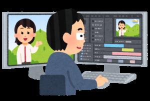 京都で活躍するPRプランナーが手相の占いの店の動画をつくる