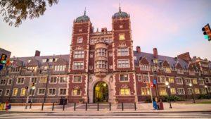ペンシルバニア大学に転入する